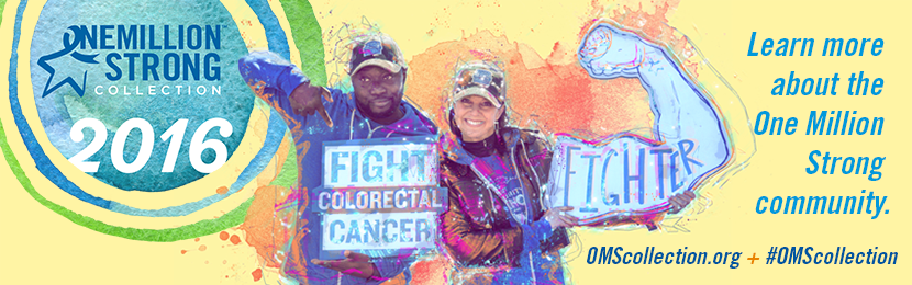 One Million Strong colon cancer