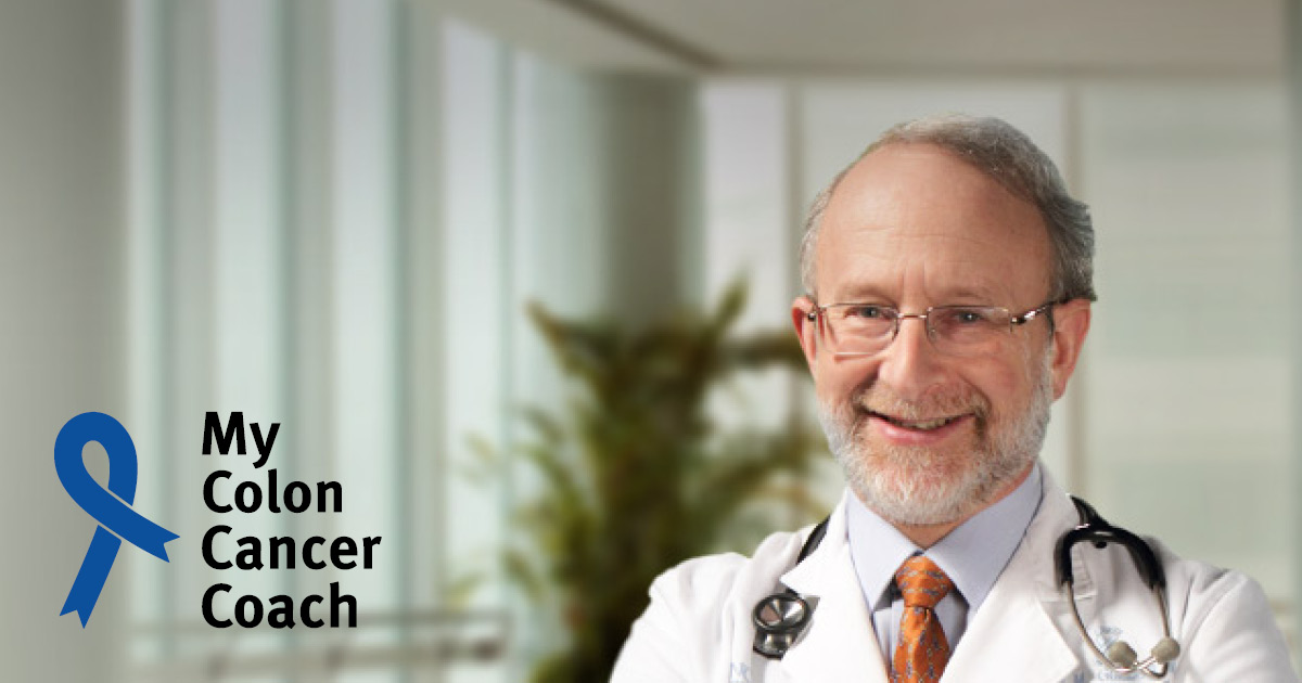 Meet Your Coach: Dr. Goldberg, Your Cancer Coach